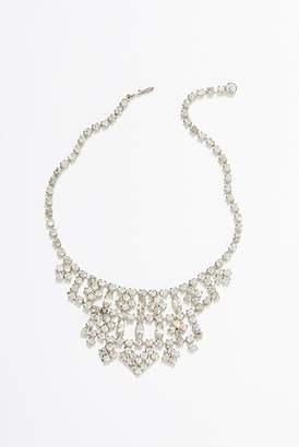 Vintage Loves Vintage 1940s Crystal Necklace
