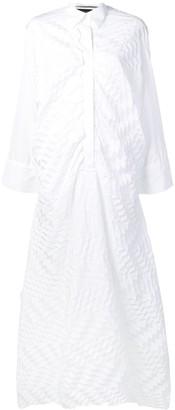 Roland Mouret Penhale shirt dress