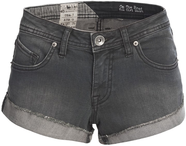 Volcom @Model.CurrentBrand.Name On the Road Tom Girl Shorts (For Women)