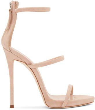 Giuseppe Zanotti Pink Harmony Sandals