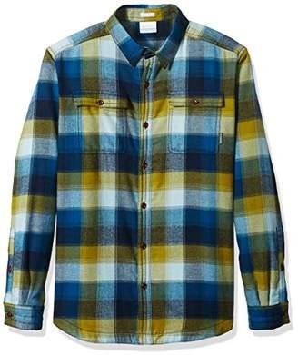 Columbia Men's Flare Gun Waffle Lined Flannel Ii Shirt