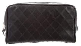 Chanel Toiletry Case