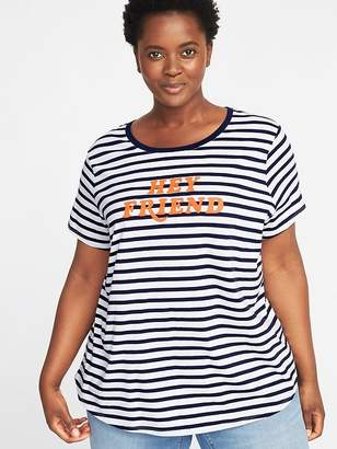 Old Navy EveryWear Plus-Size Graphic Tee
