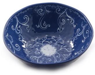 Camilla And Marc Forma House - Melamine 36 Cm Blue Salad Bowl - Blue