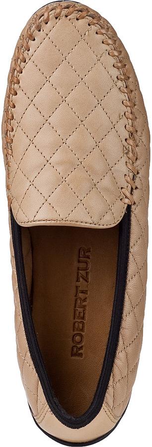 Robert Zur Quana Driving Loafer Burgundy Leather