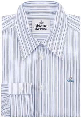 Vivienne Westwood Striped Oxford Shirt