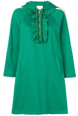 Gucci Women's Green Polyamide Dress.