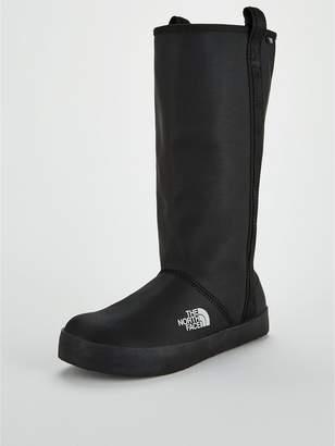 The North Face Women's Base Camp Rain Boot Tall - Black