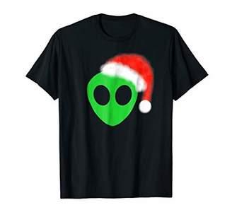 Christmas alien shirt