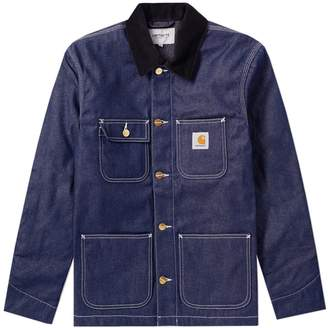 b03117fc04 Carhartt Men's Denim Jackets - ShopStyle