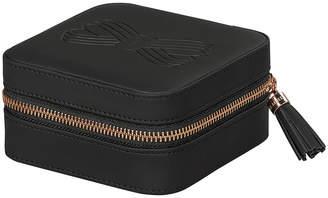 Ted Baker Zipped Jewellery Case - Black