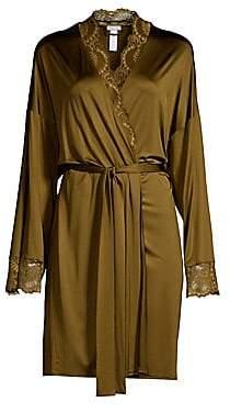 Hanro Women's Laila Robe