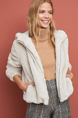 Sanctuary Tanana Faux Fur Coat