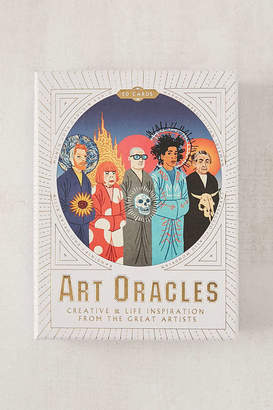 Art Oracle Cards + Guide Book