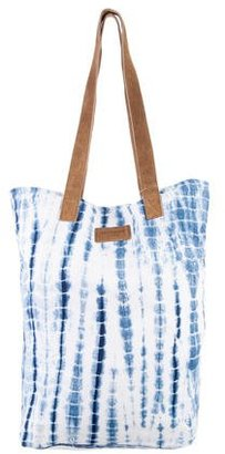 Seafolly Tie-Dye Carried Away Tote $85 thestylecure.com