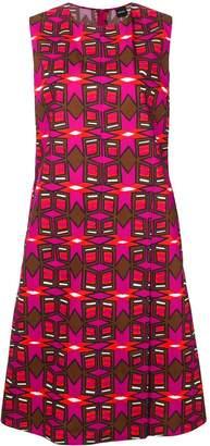Aspesi printed shift dress