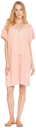 Seafolly Dawn to Dusk Terry Sleeveless Cover-Up Women's Swimwear