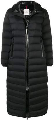 ... Moncler Grue long down coat