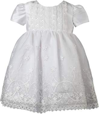 Heritage Tessa Optic White Sleveeless Dress