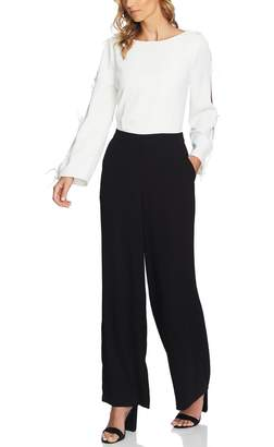 CeCe Bow Sleeve Jumpsuit