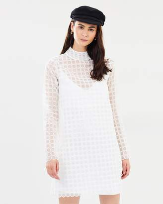Lise Long Sleeve Dress