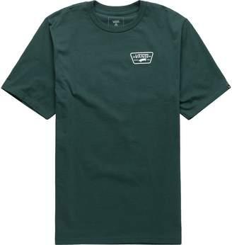 Vans Full Patch Back Short-Sleeve Shirt - Boys'