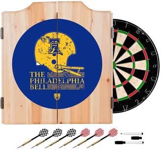 Kohl's Philadelphia Bell Wood Dart Cabinet Set