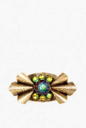 Nicole Romano Corsage Cuff Bracelet