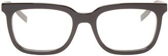 Dior Homme Black 'Black Tie' 216 Glasses $370 thestylecure.com