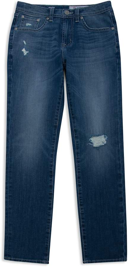Ag Adriano Goldschmied Kids Boys' Vintage-Wash Straight-Leg Jeans - Big Kid