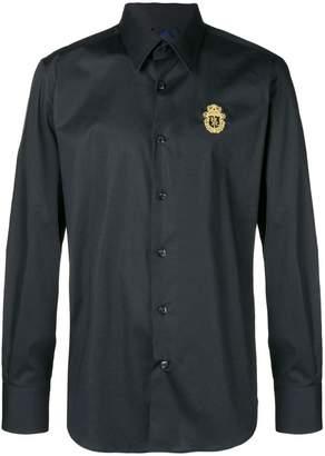 Billionaire chest logo shirt