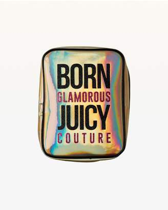 Juicy Couture Born Glamorous Juicy Cosmetic Case