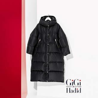 Tommy Hilfiger Long Down Coat Gigi Hadid