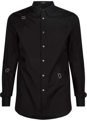 Alexander McQueen Buckle Detail Shirt