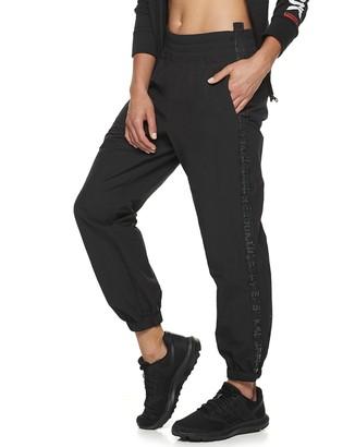 Reebok Women's Workout Ready MYT Woven Pant