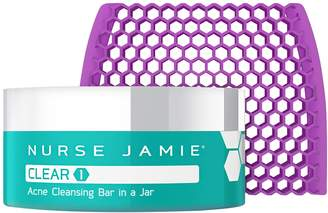 clear Nurse Jamie 1 Acne Cleansing Bar In A Jar