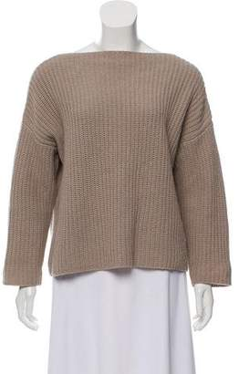 Vince Wool Blend Crew Neck Sweater