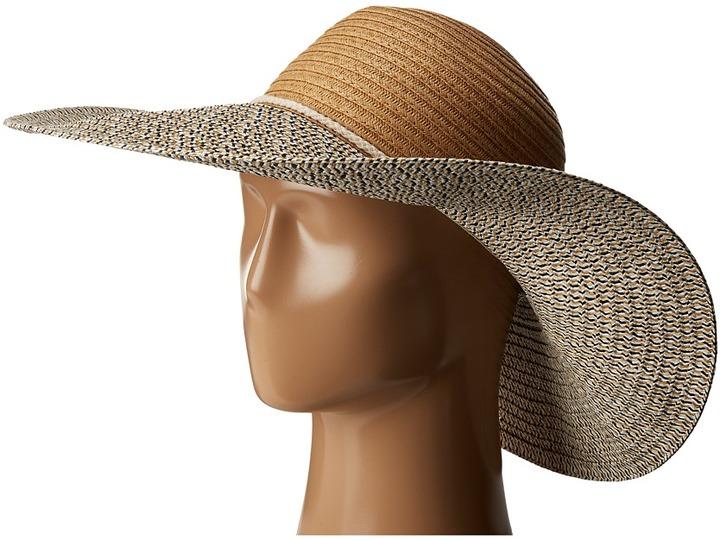 Echo Design - Multi Braid Floppy Sun Hat Caps