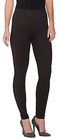As Is Spanx Seamless Printed Leggings $41 thestylecure.com