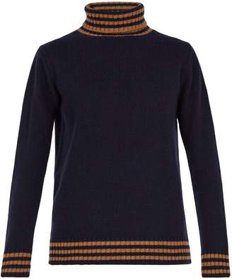 THE GIGI Chad wool roll-neck sweater