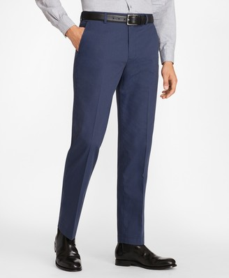 Brooks Brothers Clark Fit Stripe Stretch Advantage Chinos