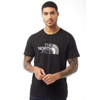 The North Face Mens Easy T-Shirt TNF Black