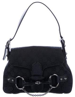 Gucci GG Horsebit Chain Flap Bag