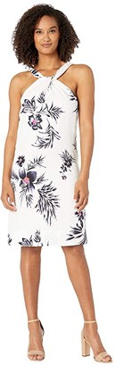 Tommy Bahama Seraphine Floral Halter Dress