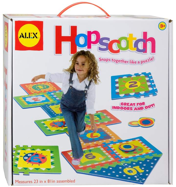 Alex ALEX Active Play Hopscotch Mat
