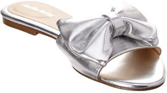 Charles David Slipper Leather Flat