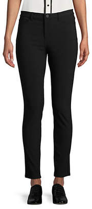 Theory Five-Pocket Perform Tech Crop Pants