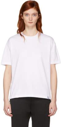 adidas XBYO White Satomi Nakamura Japanese Crafted T-Shirt