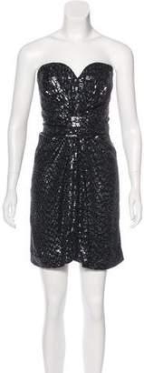 Issa Embellished Mini Dress w/ Tags