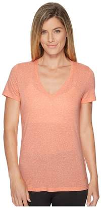 adidas Yola V-Neck Tee Women's T Shirt
